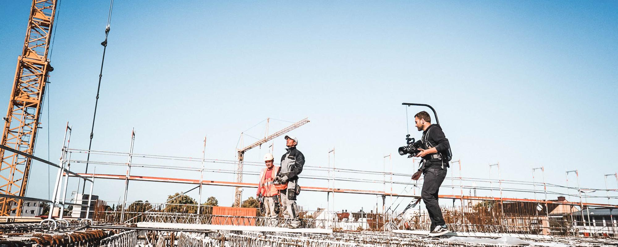 Videoproduktion Zehntausendgrad